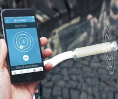 These smart grips for your bicycle will vibrate with directions to tell you to turn left or right.