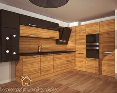 The kitchen is the most used room by family members and therefore, it should be designed and furnished accordingly. Living Room And Kitchen Design, Modern Kitchen Design, Living Room Designs, Kitchen Interior, Kitchen Decor, Yellow Kitchen Designs, Design Inspiration, Design Ideas, Cool Kitchens