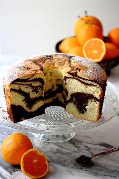 Marble Cake, Sweet Recipes, Cake Recipes, Dessert Recipes, Food Cakes, Mini Desserts, Delicious Desserts, Bolo Chiffon, Candida Diet Recipes