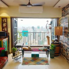 photo credit Start to a perfect weekend. Mumbai rains and a hot . Home Decor Vases, Home Decor Furniture, Home Decor Bedroom, Home Room Design, Design Your Home, Home Interior Design, Indian Room Decor, Mumbai, Indian Home Interior