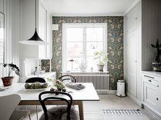 A fresh and light-filled Swedish pad