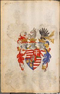 Image 00152 Kaiser Karl, Friedrich Ii, Coat Of Arms, Painting, Image, Art, Wedding Ring, Roman Emperor, Munich Germany