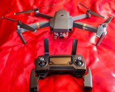 DJI Mavic Pro RC Drone & Remote Mavic Drone, Dji Drone, Drones, Drone Remote, Dji Phantom 3, Drone Technology, Compact, Concept