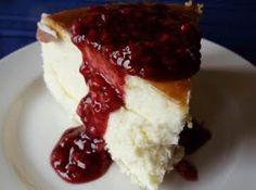 Raspberry Grand Marnier Cheesecake Recipe