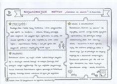 Studying, Planer, Polish, Bullet Journal, Notes, School, Life, Literatura, Historia