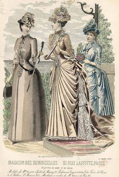 Magasin des Demoiselles 1884