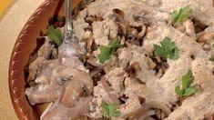 Говяжий язык в ореховом соусе, пошаговый рецепт с фото