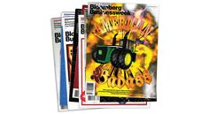 Bloomberg Businessweek | WELCOME TO COLOR & hello to karlssonwilker (V)
