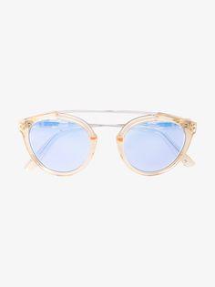 Westward Leaning Flower Browns 2 sunglasses