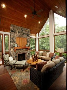 Screened In Porch Design, Pictures, Remodel, Decor and Ideas - page 26