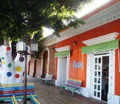 La Fuente ice cream in La Paz, Mexico - no exaggeration: the best ice cream IN THE WORLD!