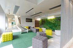 Microsoft's Vienna Headquarters – Interior Design by INNOCAD Architektur