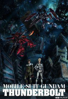 Gundam Thunderbolt Episode 4 Previewed in Video - News - Anime News Network