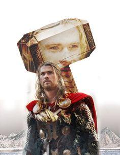 Thor   via Tumblr