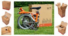 De prestigieuze Brompton fietsenfabriek richtte zich tot DS Smith toen zij op zoek waren naar een nieuwe verpakking die de kwaliteit en de troeven van de wereldwijd bekende, innovatieve vouwfiets moest weerspiegelen.