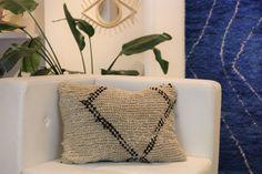 Beni Ourain Pillow 2 - x - The-Boho-Lab