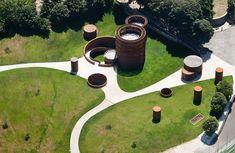 El solar objeto del concurso para el Museo Interactivo de la Historia de Lugo…