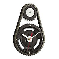 AUTO TIMING CHAIN AND GEARS WALL CLOCK|UncommonGoods