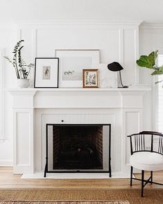 """111 Likes, 4 Comments - North + Nash Design (@northandnash) on Instagram: """"Once all the Christmas decor is put away [the struggle is real] your mantel will likely need a…"""""""