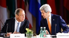 Переговоры Лаврова и Керри в Москве: прямая трансляция // НТВ.Ru