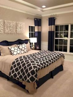 Master Bedroom Decorating Ideas 4