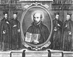 Jezuïeten - Groep geestelijken in de Katholieke Kerk die strijden voor een zuivere leer en de verspreiding van het geloof.