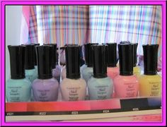Klean Color Pastel Collection Set of 6 Brand New Bottle GORGEOUS COLORS #KleanColorPastelCollectionSetof6BrandNewB