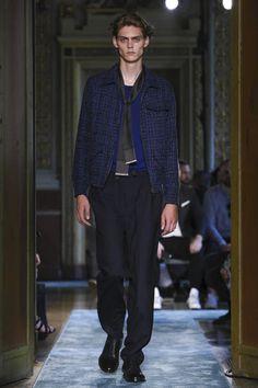 Boglioli Menswear Collection Spring Summer 2017 in Milan