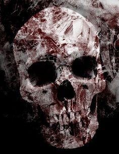 """Skull - edgarskeleton: """" 248/365 """""""
