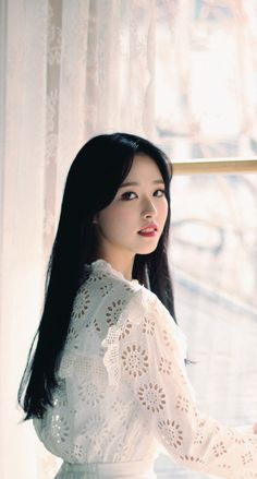 """Son Hyejoo (Olivia Hye) LΟΟΠΔ Pre-Debut Solo Teaser - """"I can deceive you"""" S Girls, These Girls, Kpop Girls, First Girl, New Girl, Kpop Girl Groups, Korean Girl Groups, Eye Circles, Olivia Hye"""