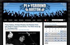 Playground Boston - marc lassoff : art director