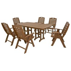 have to have it highwooda lehigh synthetic wood 7 piece
