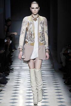 Balenciaga Fall 2008 Ready-to-Wear Fashion Show - Irina Kulikova