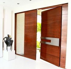 another option for front door: Borano Stockholm Door - with sidelite. door handle doesn't come with door