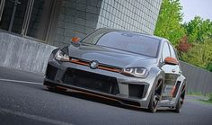 Volkswagen Golf R500 – the most powerful VW car