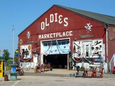 Oldies, Newburyport, MA. One of my all-time favourite places. Can't wait to go back!