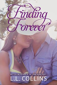 Finding Forever (Living Again 4) by L.L. Collins ♥ Cover Reveal