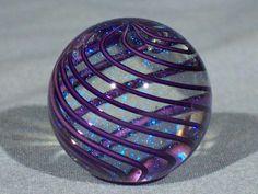 James Alloway Dichroic Marble #1999 < ° • ° >