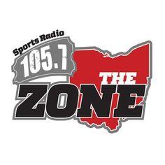 WXZX The Zone Sports Radio, Columbus, Ohio.