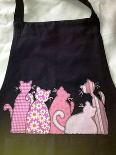 Kitty apron