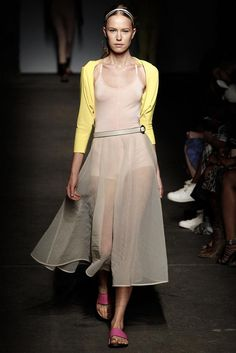 Tracy Reese, Spring 2015 RTW. Collection inspired by the life and work of Martha Graham #dancefashion