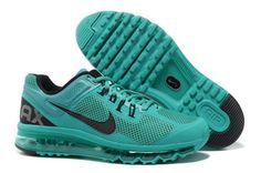 official photos cd520 a2890 More and More Cheap Shoes Sale Online,Welcome To Buy New Shoes 2013 Mens Nike  Air Max 2013 Bright Turquoise Black Shoes  New Shoes - Mens Nike Air Max  2013 ...