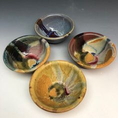 Aquire handmade pottery for dinner parties, wedding gifts, or just everyday use in your home. Handmade Pottery, Icecream, Serving Bowls, Wedding Gifts, Babies, Ceramics, My Favorite Things, Spring, Tableware