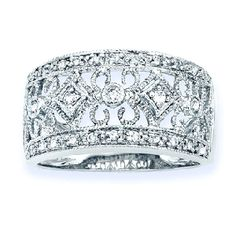 Antique filigree wedding rings - The Wedding Specialists