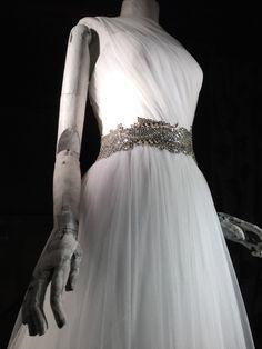 Vestido novia Malla de la colección de Alta Costura de La Boheme 1994