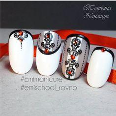 """503 Likes, 17 Comments - E.Mi School Ровно, Украина (@emischool_rovno) on Instagram: """"Чудо-Шармиконы """"Вензеля"""" помогут вам создать красивые, интересные дизайны на любой вкус 😉😉😉 Вся…"""""""