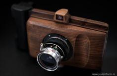 Super Angulon, Helical mount, optical viewfinder by Joseph Burns