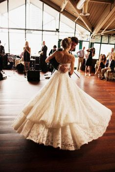 I love the first dance picture with the band in the background