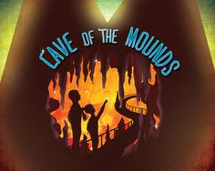 Cave of the Mounds - Art by Michelle Schiro