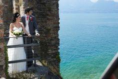 Torri del Benaco castle wedding